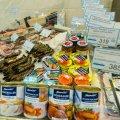 Норвежский рыбный магазин в Киеве