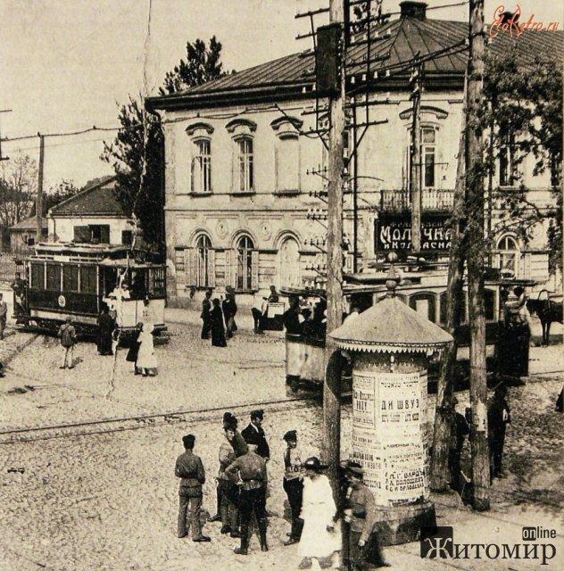 Графський будинок на Великій Бердичівській в Житомирі. ФОТО