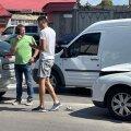 На вулиці Перемоги у Жиитомирі - аварія. ФОТО