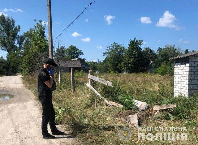 На Житомирщині чоловік вбив батька, а коли втікав - потрапив у ДТП. ФОТО. ВІДЕО