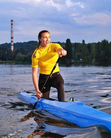 Житомирська веслувальниця Анастасія Четверікова не змогла вийти до півфіналу на Олімпіаді в Токіо