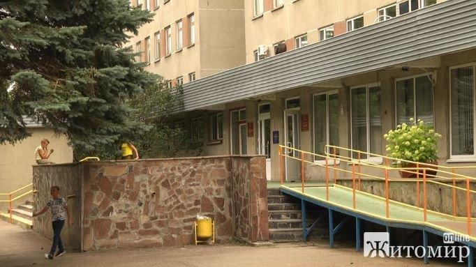 У Житомирській дитячій лікарні дефіцит препаратів для хіміотерапії