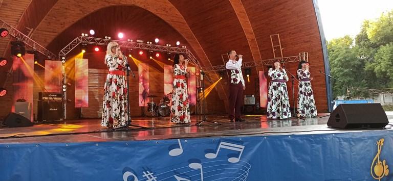 Міжнародний фестиваль мистецтв «Пісенний Спас» ім. Володимира Шинкарука