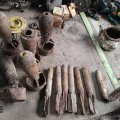 Двоє жителів Житомирщини вилучали вибухівку з авіабомб і артилерійських снарядів часів II світової