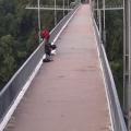 У Житомирі врятували жінку, яка хотіла стрибнути вниз