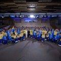 Украинские паралимпийцы отправились на Игры в Токио