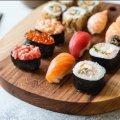 Где в Запорожье стоит попробовать суши – обзор ресторанов и суши-баров