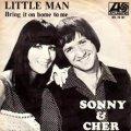 МУЗІКА. Sonny and Cher - Little man 1966