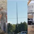 Падіння патріотизму? Три провальних випадки з флагштоками в Україні. ФОТО