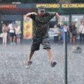 У Житомирській області очікується злива