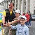 Маленькі житомиряни встановили рекорд України. ФОТО