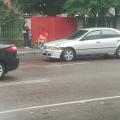 """ДТП на """"Баби Іри"""" практично заблокувало перехрестя! ФОТО"""