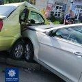 На проспекті Миру у Житомирі сталася аварія. ФОТО