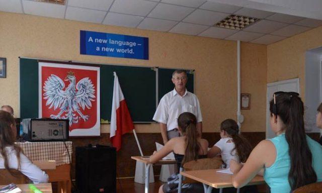 Коли на Житомирщині з'являться школи з польською мовою навчання?