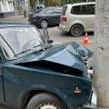 Вражаюча аварія на Леха Качинського у Житомирі. ФОТО