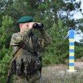 Через кордон в Житомирській області п'ятеро киян хотіли перейти до Білорусі, щоб назбирати грибів