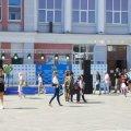 На Михайлівській у Житомирі запрацює мобільний пункт вакцинації