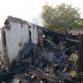 У двох селах Коростенського району рятувальники за добу гасили пожежі. ФОТО