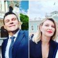 """Помощник слуги народа Дзундза предлагал полицейским интим-услуги в Киеве: """"Я люблю хлопців красивих. Хочу сьогодні відсосати. Я не остання людина у цій країні"""""""