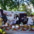 Міжнародний фестиваль дерунів у Коростені. ФОТО