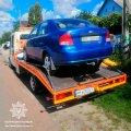 У Житомирському районі виявили автомобіль, який знаходиться у розшуку