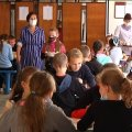 У шкільних їдальнях Чуднівської громади частково впроваджують складові нового меню. ВІДЕО