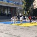 У центрі Житомира познущалися над українським прапором. ФОТО