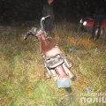 На Коростенщині 28-річний чоловік вкрав мопед. ФОТО