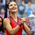 Як Емма Радукану стала переможницею Відкритого чемпіонату США з тенісу. ВІДЕО