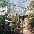 За добу рятувальники ліквідували чотири пожежі в приватному житловому секторі в Житомирській області. ФОТО