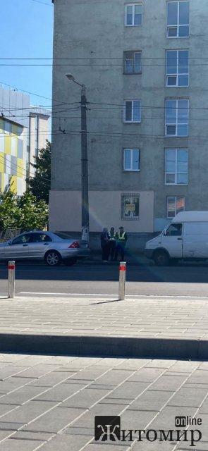 Водіям на замітку! Будьте пильні біля ОЛДІ в Житомирі: поворот ліворуч - заборонений. ФОТО