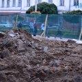Що сталося з гранітною плиткою після реконструкцій в центрі Житомира