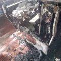 В одному з магазинів на Житомирщині горіла морозильна камера. ФОТО