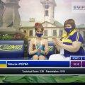 Вікторія Гирина з Житомира здобула перемогу в Кубку Світу з фігурного катання на інлайн роликових ковзанах
