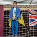 Спортсмен з Коростеня виборов золоту нагороду на Всесвітніх іграх школярів з вільної боротьби