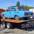 У Житомирі чоловік продавав чужий автомобіль. ФОТО