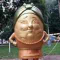 На Житомирщині встановили пам'ятник картоплі