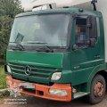 На Житомирщині зупинили вантажівку з підробленими документами. ФОТО