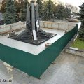 На майдані Перемоги встановили камери на пам'ятник воїнам Житомирщини. ФОТО