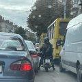 Житомир зупинився в корку через марафон. ФОТО