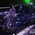 У Житомирському районі двоє людей загинули внаслідок зіткнення з вантажівкою. ФОТО