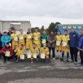 Команда Ємільчинської ОТГ перемогла у футбольних змаганнях