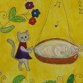 У Житомирі відкрили виставку дитячих картин, написаних на музику українських композиторів