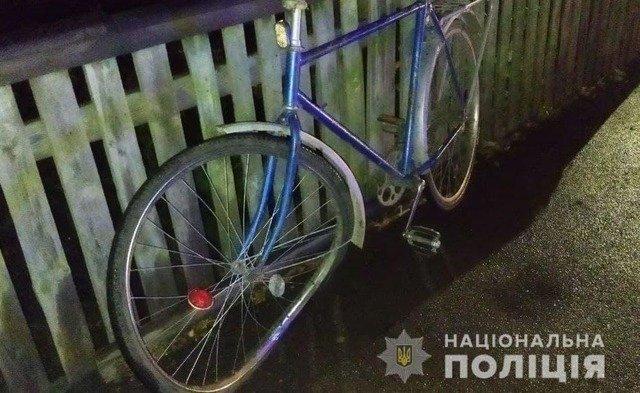 В Овручі Ford збив 45-річну велосипедистку. ФОТО