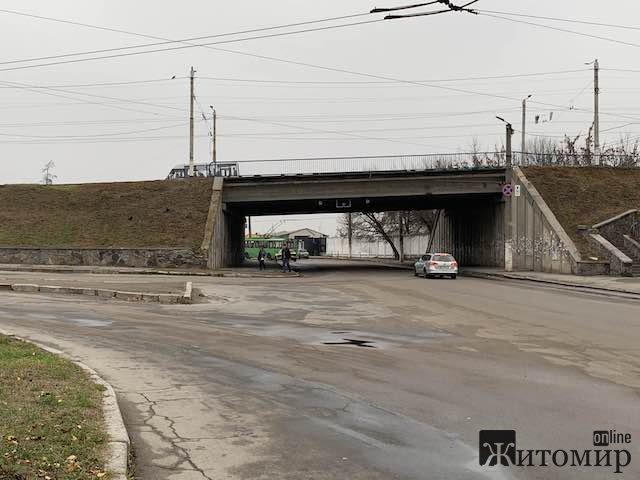 У Житомирі майже всі мости - у аварійному стані