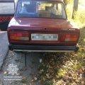 На Житомирщині затримали водія ВАЗ з підробленим водійським посвідченням. ФОТО