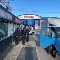 """ДТП у Житомирі: автівка збила людину при в'їзді до """"Метро"""""""