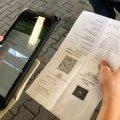 У Житомирській області прикордонники продовжують перевіряти дійсність СОVID-сертифікатів