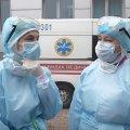 У РНБО дали прогноз на пік захворюваності COVID-19 в Україні