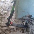 У Житомирі розшукали викрадений з прокату електросамокат. ФОТО